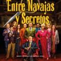 Afiche - Entre Navajas y Secretos