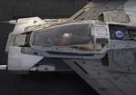 Porsche - Lucasfilm - Tri-Wing S-91x Pegasus Starfighter 3