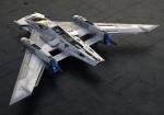 Porsche - Lucasfilm - Tri-Wing S-91x Pegasus Starfighter 6