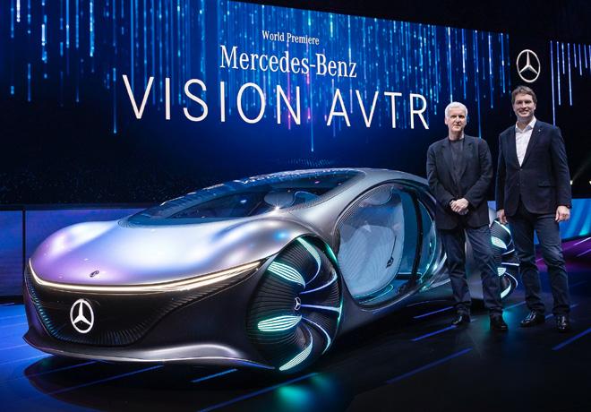 Mercedes-Benz Vision AVTR 2