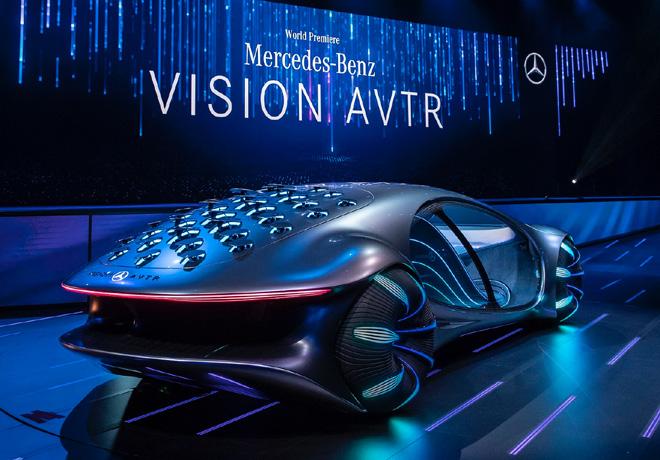 Mercedes-Benz Vision AVTR 3