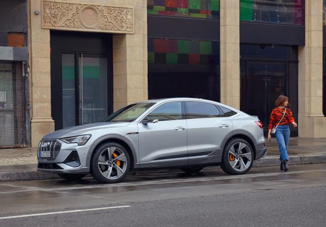 Audi presenta un nuevo camino hacia la movilidad premium sustentable - Maisie Williams 1