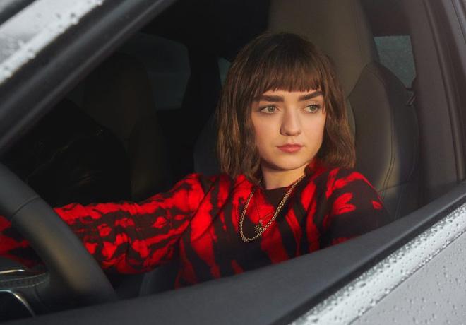 Audi presenta un nuevo camino hacia la movilidad premium sustentable - Maisie Williams 2