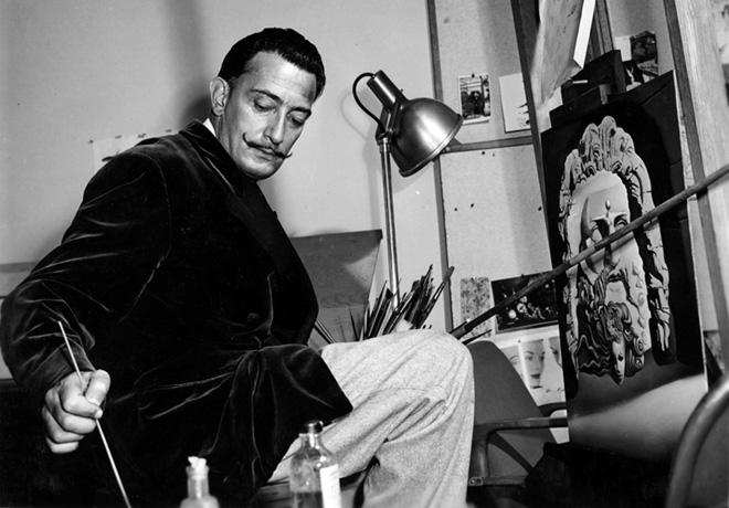 Salvador Dali - En busca de la Inmortalidad