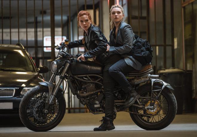 El 9 de julio llega Black Widow a salas de cine disponibles y a Disney+ a través de premier access.