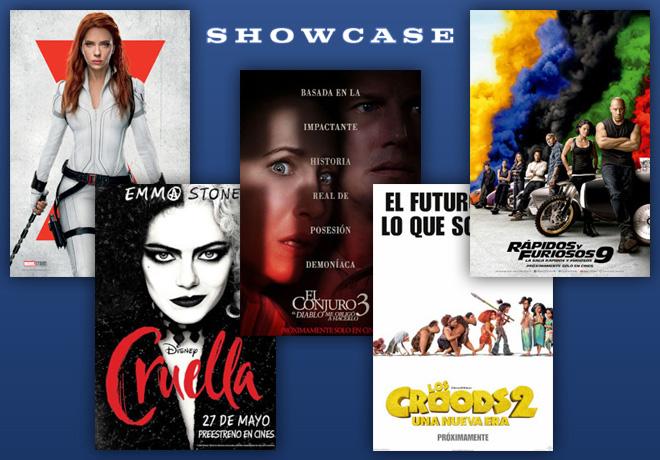Cines Showcase Córdoba Capital y Villa Allende reabren sus salas este 9 de Julio.